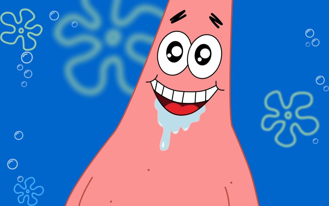 Spongebob Funny Face Wallpaper