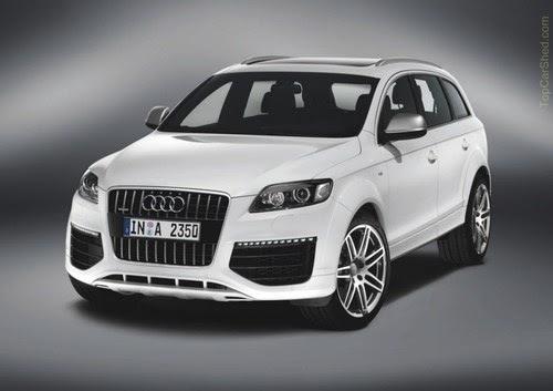 White elephant - the Audi Q7 3.0 TDi Quattro