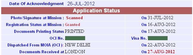 New Form For British Passport Application