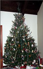 New Year's Eve Tree
