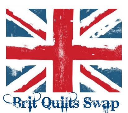 Brit Quilts Swap button 1 by flamingstitches