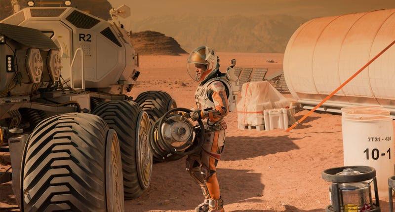 Los vuelos a Marte tendrán escala: una parada en la Luna sería lo más eficiente