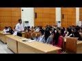 """""""Chém gió"""" cùng với học sinh chuyên anh THPT Hanoi - Amsterdam"""