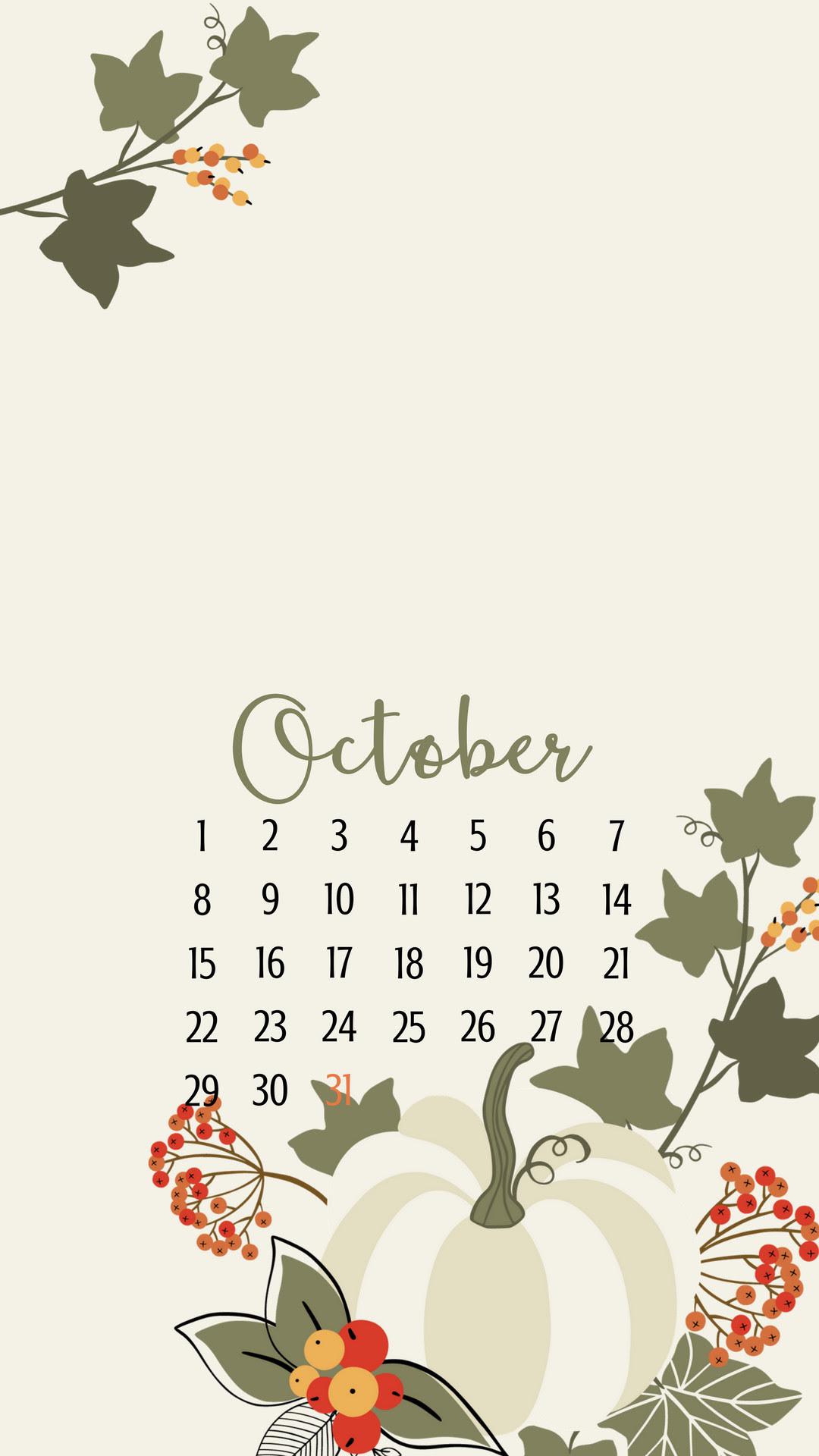 October Wallpaper Backgrounds (63+ images)