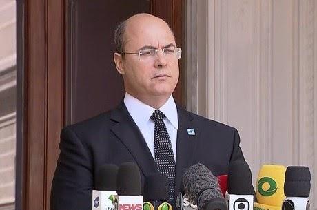 Comissão da covid da Alerj diz que Witzel cometeu crime de responsabilidade