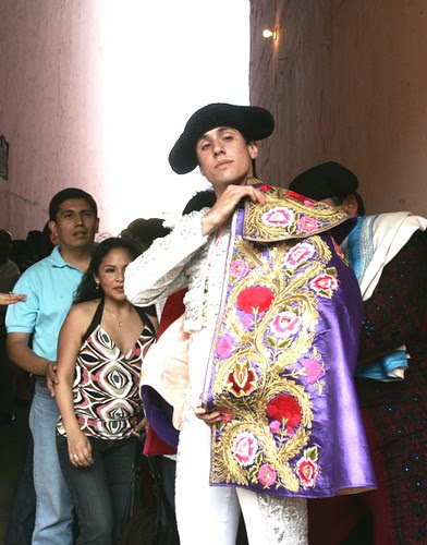 Fernando Roca Rey en Acho