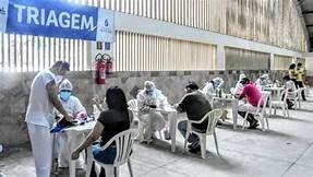 Centros de atendimento Covid de Natal realizaram 658 consultas no fim de semana