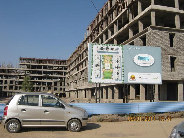 Umang Homes, 1 BHK & 2 BHK Budget Flats at Ivy Estate Wagholi Pune