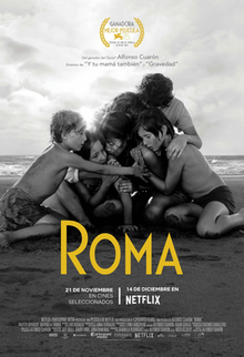 Why Is Roma Film Called Roma
