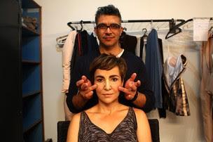 Transformação Amanda Costa (Foto: Iwi Onodera / EGO)