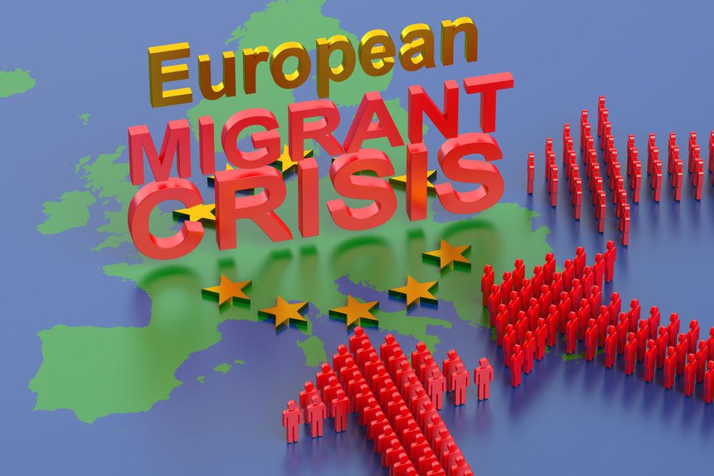 Image result for European Migrant Crisis