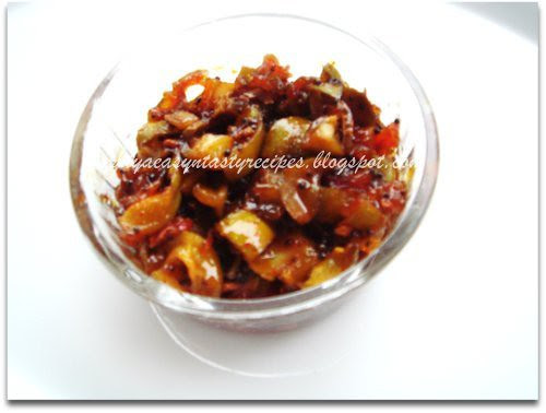 Sweet Mango Pickle