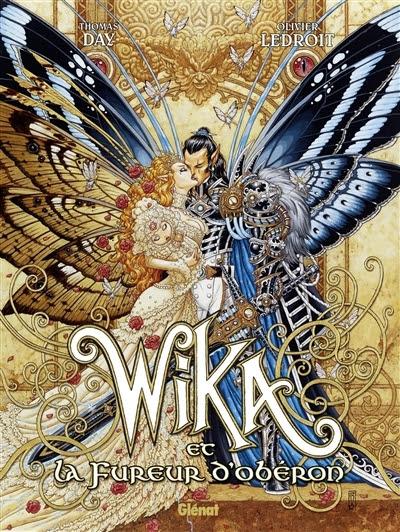 Couverture Wika, tome 1 : Wika et la fureur d'Obéron