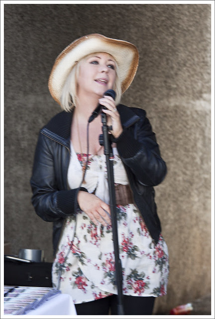Country Singer, Lammas Fair, Ballycastle 1
