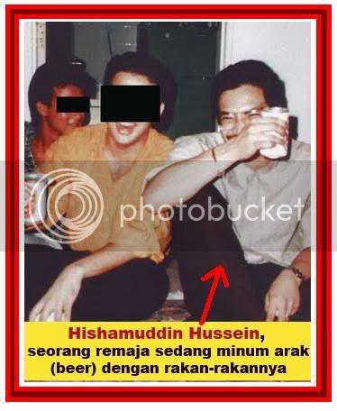 hishamuddin beer