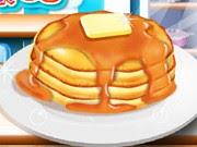 فطور البان كيك