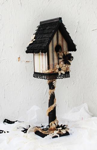 Domek gotycki 2