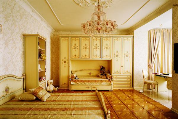 10 Classic Kids Bedroom Design Ideas | DigsDigs