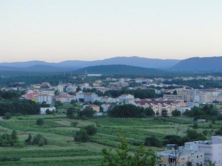 Dawn over Medjugorje