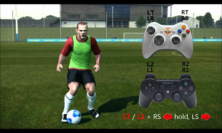 tips dan trik bermain PES PS3