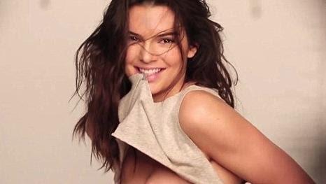Celebrity News 24/7: Kendall Jenner: Naked on a Horse, Or