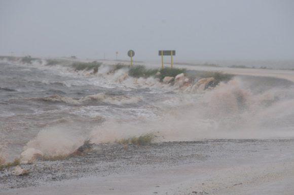 El norte de Camagüey fue fuertemente azotado por Irma.