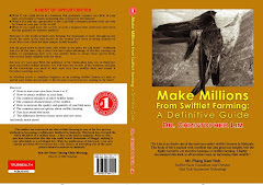 Book: Make Million From Swiftlet Farming
