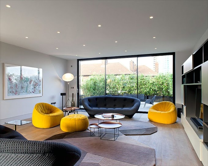 Sofa Mungil Untuk Ruang Tamu Kecil | Ide Rumah Minimalis