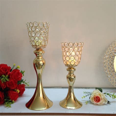 Online Get Cheap Crystal Candle Holders Wholesale