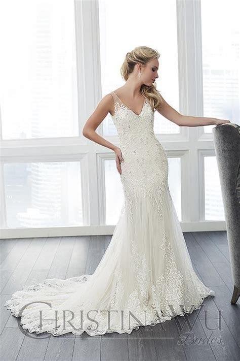 Christina Wu 15637 Wedding Dress   MadameBridal.com
