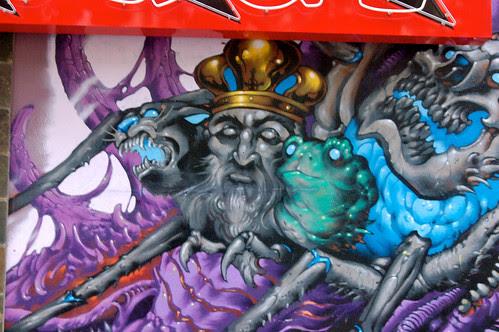 Three Headed King