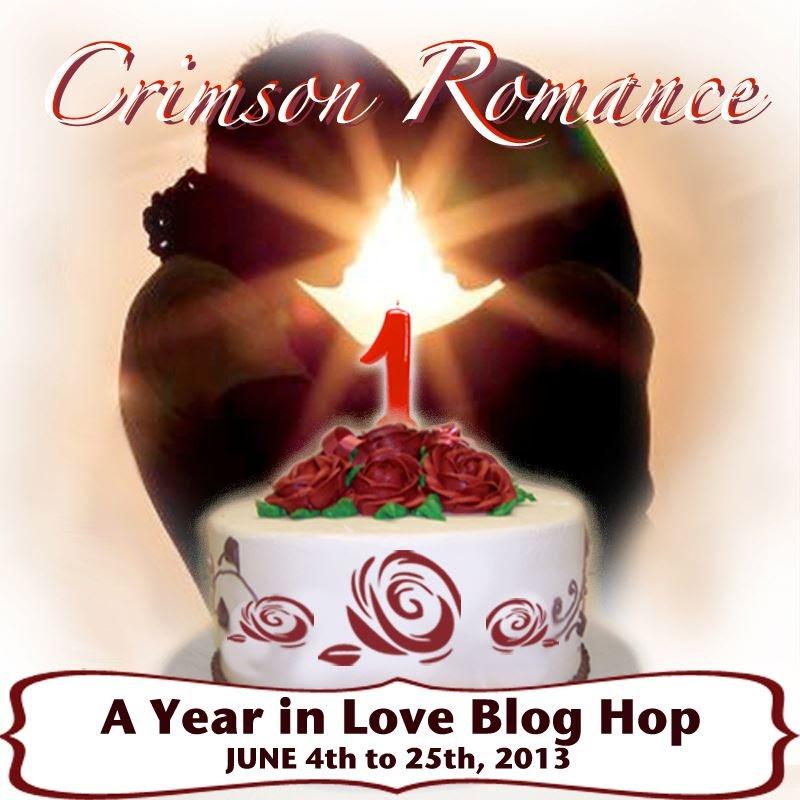 Crimson Romance: A Year In Love Blog Hop June 4-25