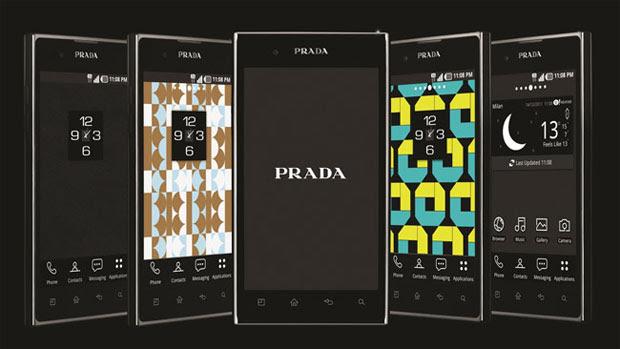 LG Prada 3.0 chega com design inspirado e boa configuração (Foto: Divulgação)