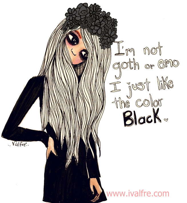 Quotes About Color Black 146 Quotes