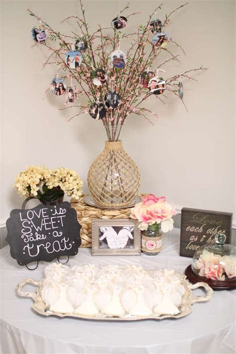 Shabby Chic, Vintage Glam Bridal/Wedding Shower Party
