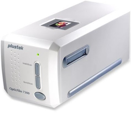 Plustek Opticfilm 7300 film scanner - Review