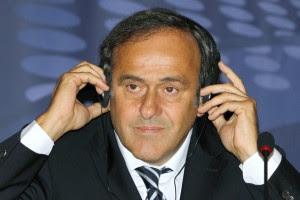 Платини рассказал о мотивах выбора места проведения Евро-2012