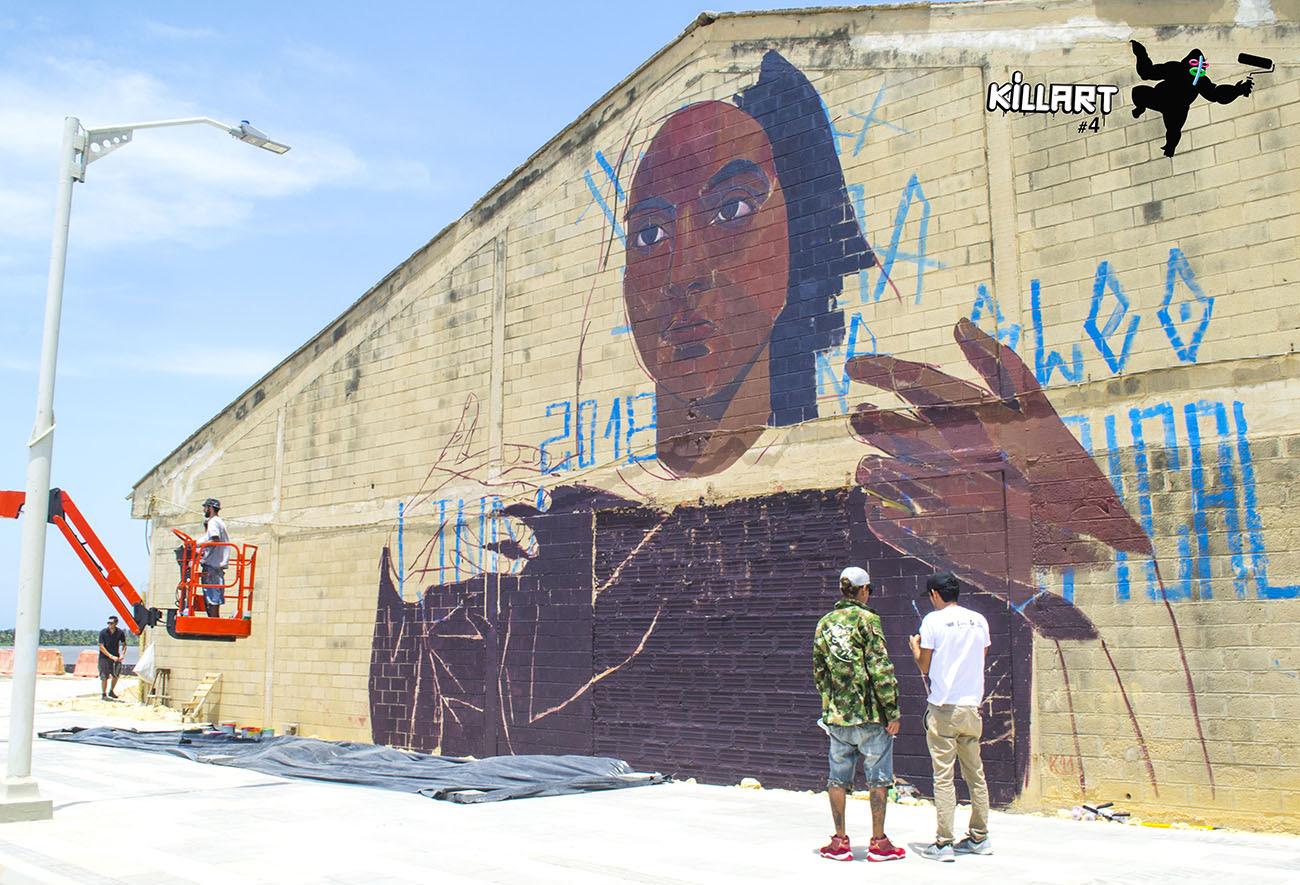 Asi Ha Sido La Cuarta Edicion Del Killart Cartel Urbano