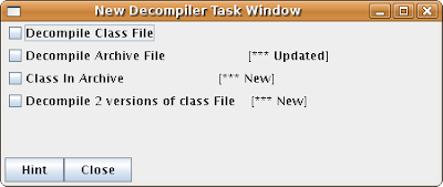 JDec nueva compilación