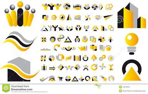 vector logo  design elements stock vector
