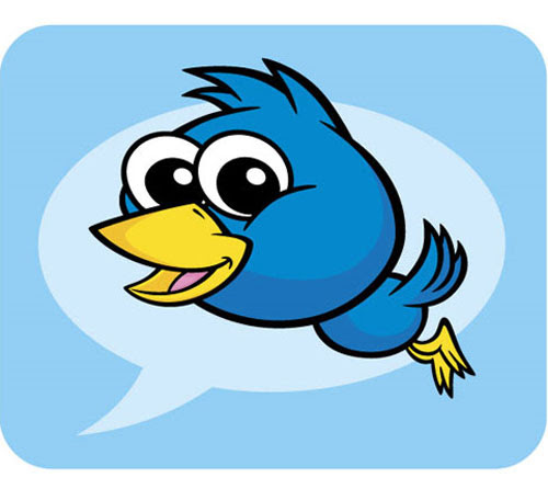 Create A Vector Art Twitter Bird Character Icon In Adobe Illustrator