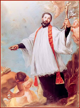 SAN FRANCISCO JAVIER, Confesor