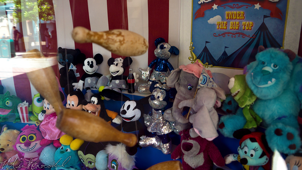 Disneyland Resort, Disneyland60, Disney California Adventure, Big, Top, Toys, Mickey, Minnie, Plush
