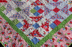 Diana's great quilting