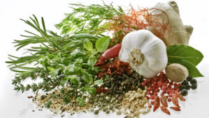 przyprawy, ziola - kortyzol i stres