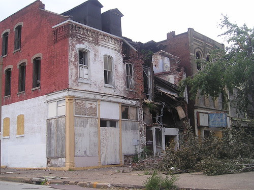 Old North St. Louis (before restoration) (courtesy of Old North STL Restoration Group)