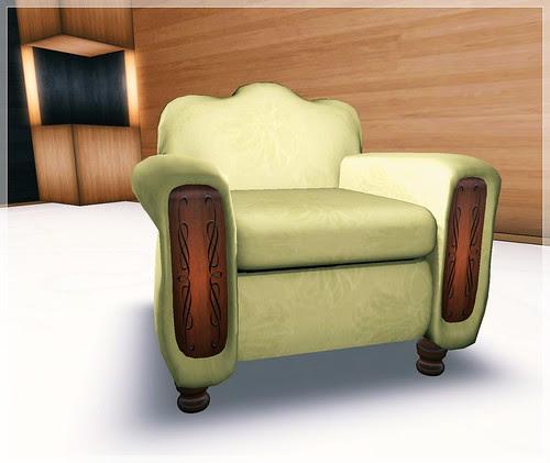 Review - Baustein - De'Loire chair