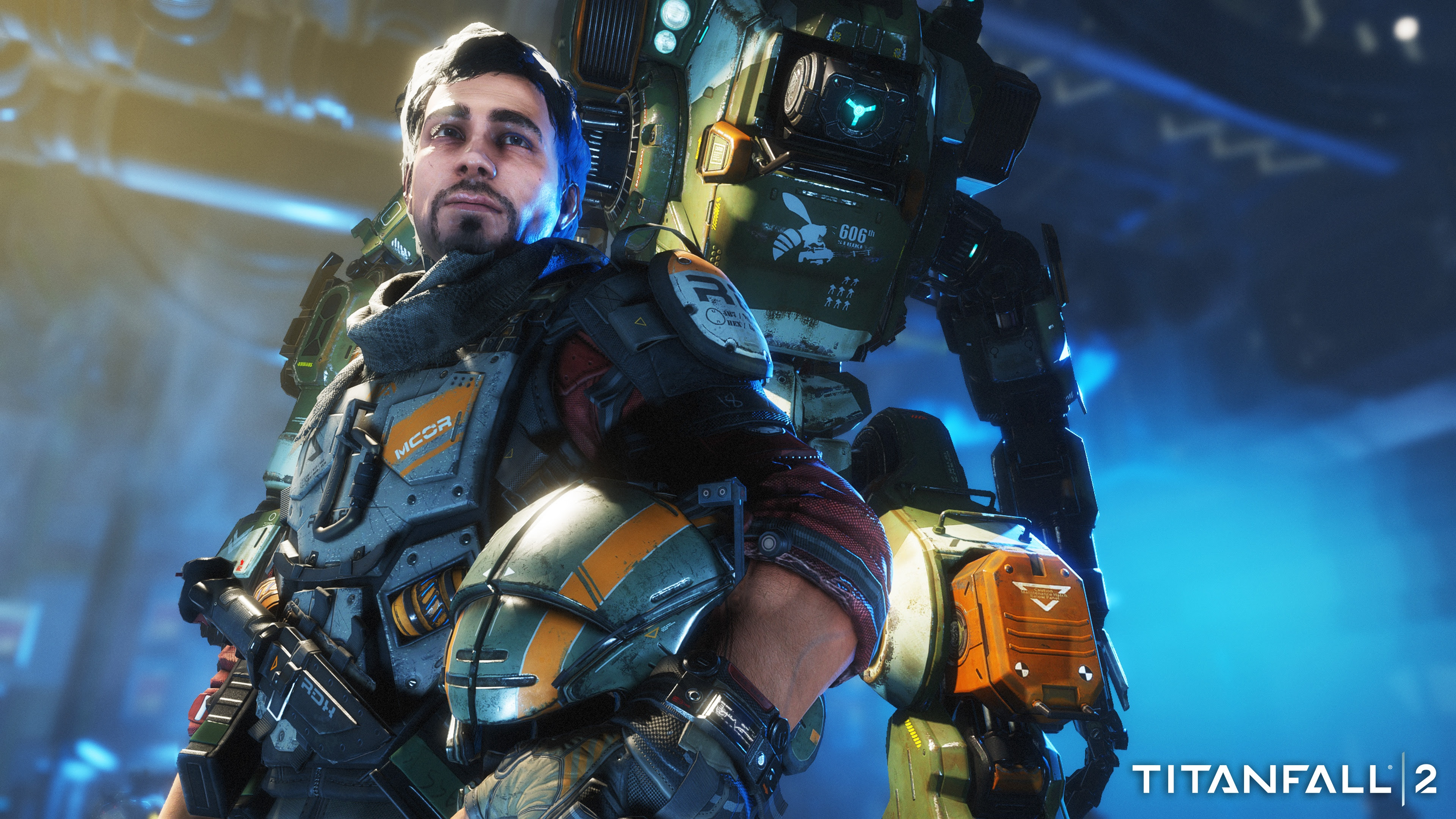 Titanfall 2 Pilot Wallpapers in jpg format for free download