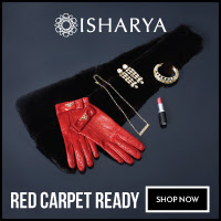 Isharya Red Carpet Ready