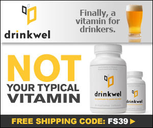 Drinkwel: Vitamin For Drinkers
